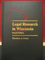 Legal Research in Wisconsin