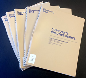 Corporate practice series covers