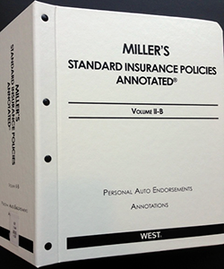 Millers Standard Insurance Policies Annotated cover image