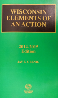 Elements of an action cover