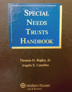 cover image for special needs trusts handbook
